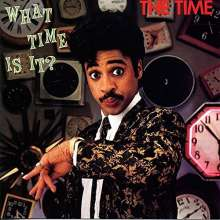 The Time: What Time Is It?, CD