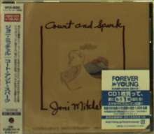 Joni Mitchell: Court And Spark (Reissue), CD