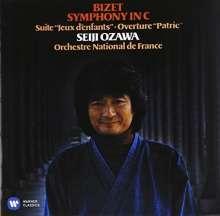 Georges Bizet (1838-1875): Symphonie C-dur, CD