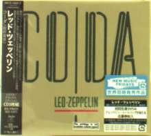 Led Zeppelin: Coda (Deluxe Edition) (Digisleeve), 3 CDs
