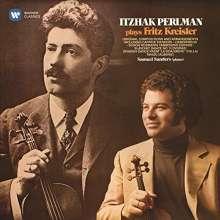 Fritz Kreisler (1875-1962): Werke für Violine & Klavier, 3 CDs