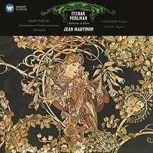 Itzhak Perlman - Saint-Saens / Chausson / Ravel, CD