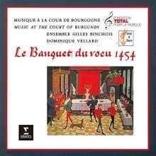 Le Banquet du voeu 1454, CD