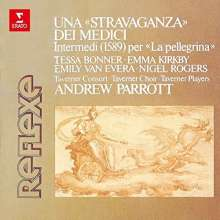 """Intermedi (1589) per """"La Pellegrina"""", CD"""