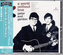 Peter & Gordon: A World Without Love +15 (Remaster), CD