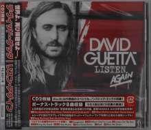 David Guetta: Listen Again, 2 CDs