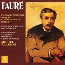 Gabriel Faure (1845-1924): Orchesterwerke Vol.1, CD