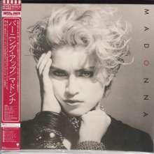 Madonna: Madonna (Remaster) (Papersleeve), CD