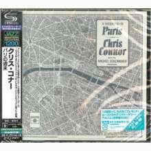 Chris Connor (1927-2009): A Weekend In Paris (SHM-CD), CD