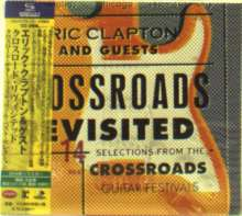 Eric Clapton: Crossroads Revisited - Selections From The Crossroads Guitar Festivals (3 SHM-CD) (Digisleeve), 3 CDs