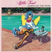 Little Feat: Down On The Farm, CD