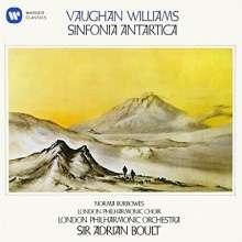 "Ralph Vaughan Williams (1872-1958): Symphonie Nr.7 ""Antartica"", CD"