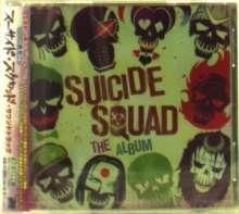 Filmmusik: Suicide Squad -The Album, CD