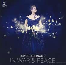 Joyce DiDonato - In War & Peace, CD