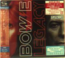 David Bowie: Legacy (The Very Best Of David Bowie) (SHM-CD) (Digipack), 2 CDs
