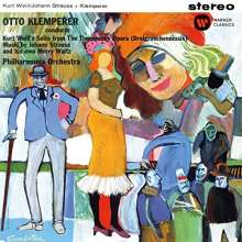 Otto Klemperer conducts (Ultimate High Quality CD), CD