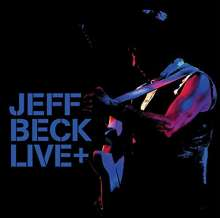 Jeff Beck: Live +, CD
