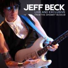 Jeff Beck: Live And Exclusive From The Grammy Museum (+ Bonus), CD