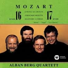 Wolfgang Amadeus Mozart (1756-1791): Streichquartette Nr.16 & 17 (Ultimate HQ-CD), CD