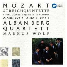 Wolfgang Amadeus Mozart (1756-1791): Streichquintette Nr.2 & 3 (Ultimate High Quality CD), CD