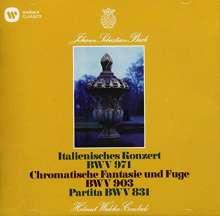Johann Sebastian Bach (1685-1750): Italienisches Konzert BWV 971 (Ultimate High Quality CD), CD