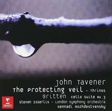 John Tavener (1944-2013): The Protecting Veil für Cello & Streicher (Ultimate High Quality CD), CD