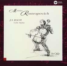 Johann Sebastian Bach (1685-1750): Cellosuiten BWV 1007-1012 (Ultimate Hi Quality-CD), 2 CDs