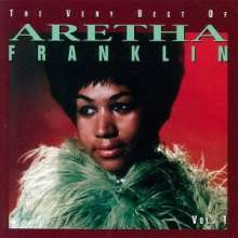 Aretha Franklin: The Very Best Of Aretha Franklin Vol.1 (SHM-CD) (reissue), CD