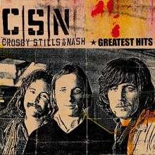 Crosby, Stills & Nash: Greatest Hits (SHM-CD), CD
