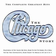 Chicago: The Chicago Story: The Complete Greatest Hits (UK-Version) (SHM-CD), CD