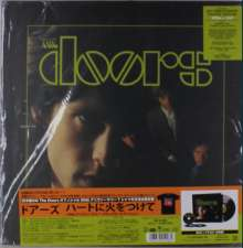 The Doors: The Doors (50th-Anniversary-Deluxe-Edition) (180g) (Limited-Edition), 5 LPs