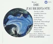 Wolfgang Amadeus Mozart (1756-1791): Die Zauberflöte, 2 Super Audio CDs Non-Hybrid
