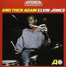 Elvin Jones (1927-2004): And Then Again (SHM-CD)(reissue)(ltd.), CD