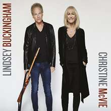 Lindsey Buckingham & Christine McVie: Lindsey Buckingham & Christine McVie (SHM-CD) (Digisleeve), CD