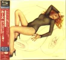 The Cars: Candy-O (+Bonus) (SHM-CD) (remastered) (Papersleeve), CD