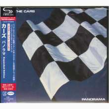 The Cars: Panorama (Expanded-Edition) (SHM-CD) (Digisleeve), CD