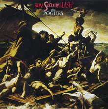 The Pogues: Rum Sodomy & The Lash (SHM-CD) (Papersleeve), CD