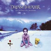 Dream Theater: A Change Of Seasons (SHM-CD), CD