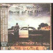 Neil Young: The Visitor (SHM-CD) (Digisleeve), CD