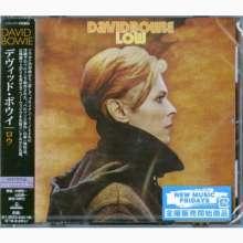 David Bowie (1947-2016): Low, CD