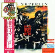 Led Zeppelin: How The West Was Won (remastered) (180g) (Limited-Edition) (Non Japan-made Disc), 4 LPs
