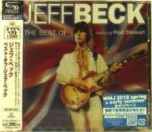 Jeff Beck: The Best Of Jeff Beck Feat. Rod Stewart (SHM-CD), CD