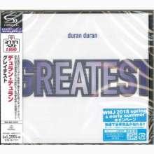 Duran Duran: Greatest (SHM-CD), CD