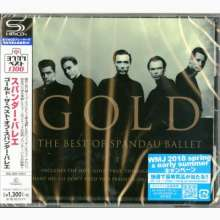 Spandau Ballet: Gold: The Best Of Spandau Ballet (SHM-CD), CD