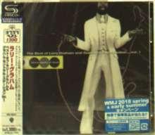 Larry Graham: The Best Of Larry Graham And Graham Central Station....Vol. 1 (Shm-Cd) (Japan reissue), CD