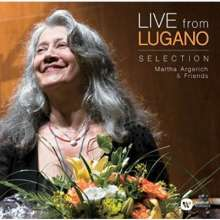 Martha Argerich & Friends - Live from Lugano (Ausz.), CD