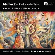Gustav Mahler (1860-1911): Das Lied von der Erde (Ultra High Quality CD), CD