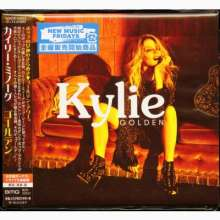 Kylie Minogue: Golden (Digipack), CD
