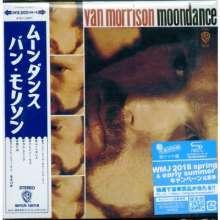 Van Morrison: Moondance (SHM-CD) (Papersleeve), CD