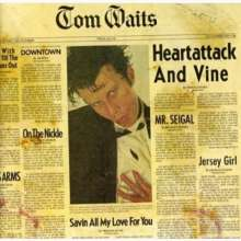 Tom Waits: Heartattack And Vine (Papersleeve), CD
